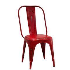 SILLA CIRCUM RED | Mimub.com.