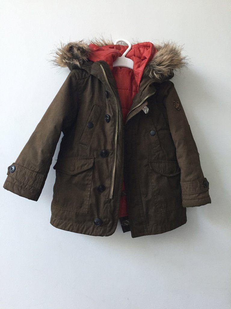 Zara Baby Boy Parkas Jacket | Boys parka jacket, Zara baby ...