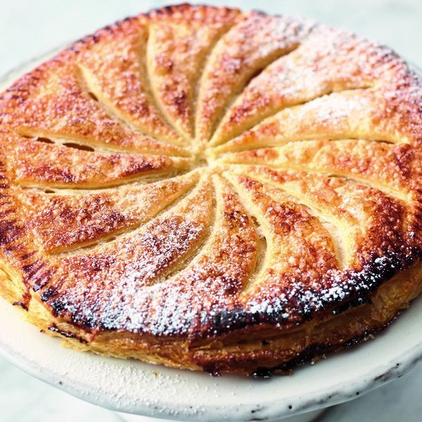 Jamie Oliver's Almond Pastry Puff