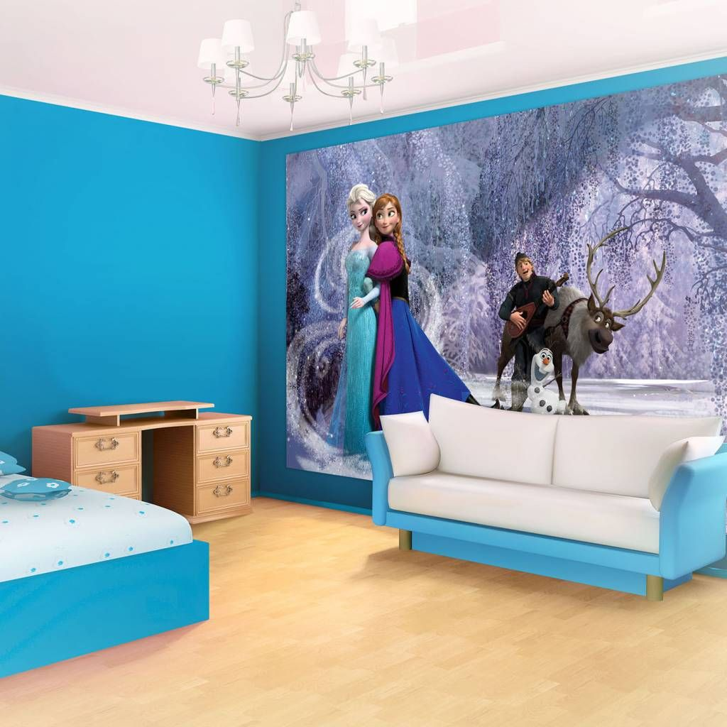 [ Elsa Frozen Disney Photo Wall Bedroom Murals Homewallmurals Custom  Wallpaper Megaprint ]   Best Free Home Design Idea U0026 Inspiration Part 73