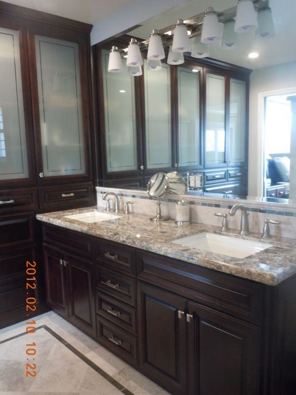 Bathroom Master Bathroom With Bathroom Remodel Ideas Beaty Lamp Classic  Bathroom Makeover Ideas Wodden Vanity Woth Double Sink And Design Large Walu2026