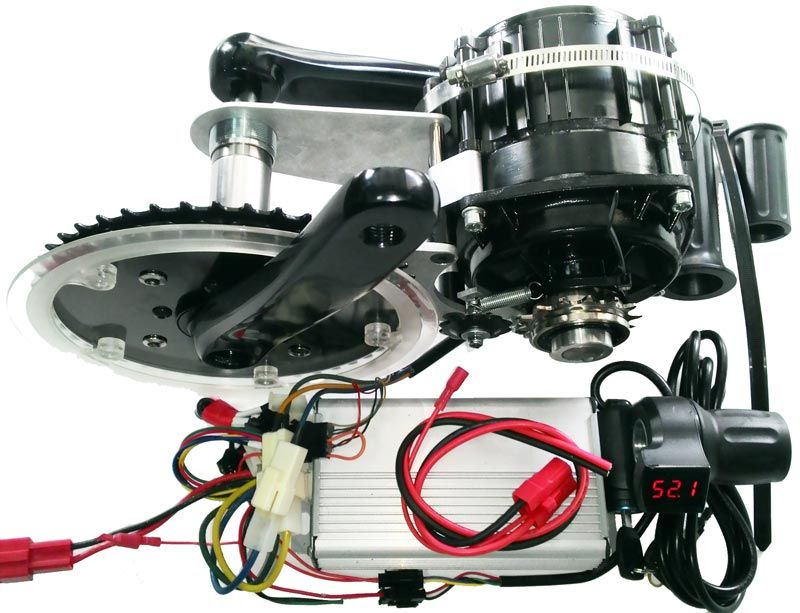 Diy electric bicycle motor images for Best electric bike motor