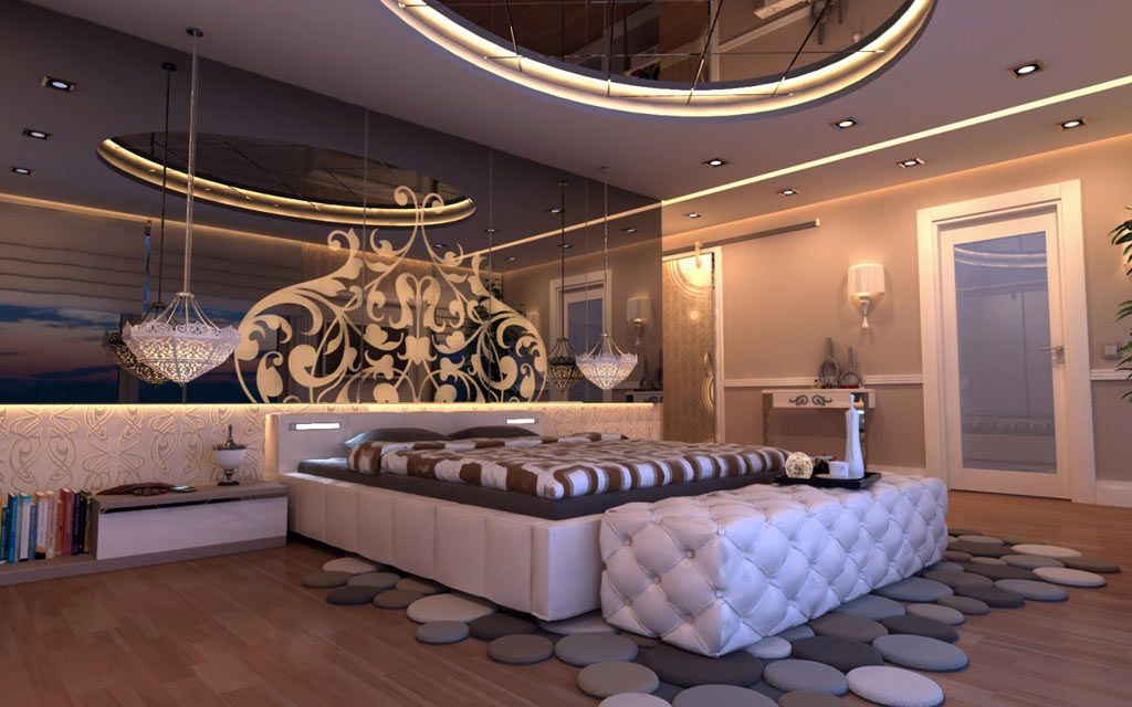 Modern Bedroom For Women luxurious contemporary bedroom for modern women | home design