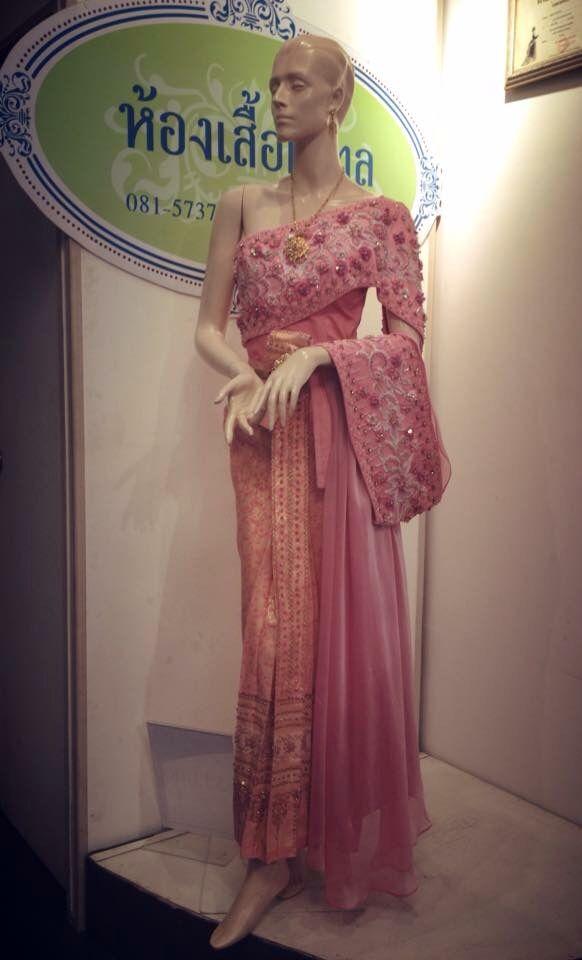 Ready made & made to order handmade dress,Thai silk,Hand crafted and locally made we strive to creative.  Thai silk design fashion. Limited Edition.  Detail  Call :+66 815737558 E-mail:thongchai.phu@gmail.com Line I.D. : thongchai.phu Shop: ห้าง Terminal21Korat ชั้น3 / ร้านดีเทล(สี่แยกร่วมเริงไชย)   #ดีเทล #detail #silk #ผ้าไทย #thaisilk #korat #โคราช #ผ้าไหม #fashionable #dressworld #wedding #designer #eveninggown #thailand #nyfw #thaidesigner #semicouture #dress #chic #beautiful…