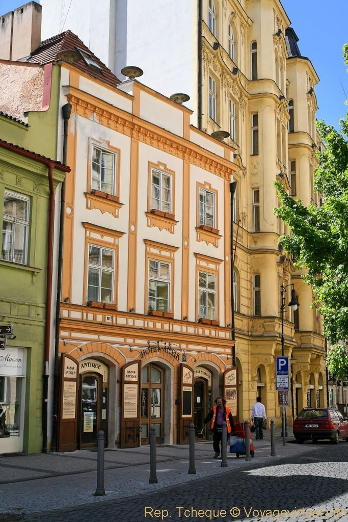 Hastalska - Praga, República Checa