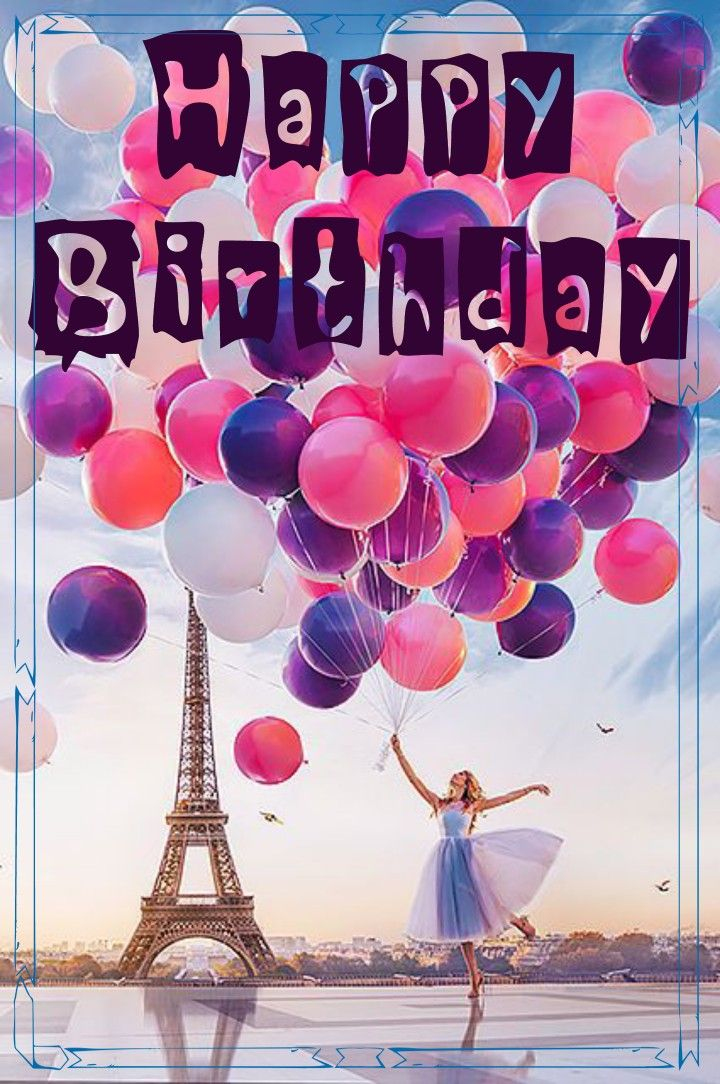 Pin on Birthday greeting