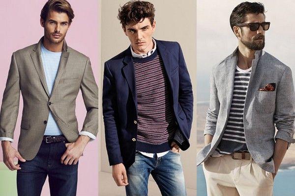 Resultado de imagen de dress code casual chic men vest | CHICOS ...