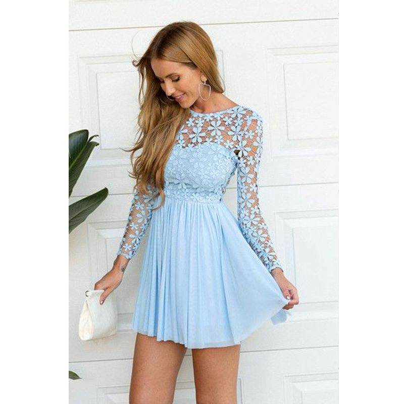 Cute Long Sleeve Dresses - Dress Xy | Long Sleeve Dresses ...