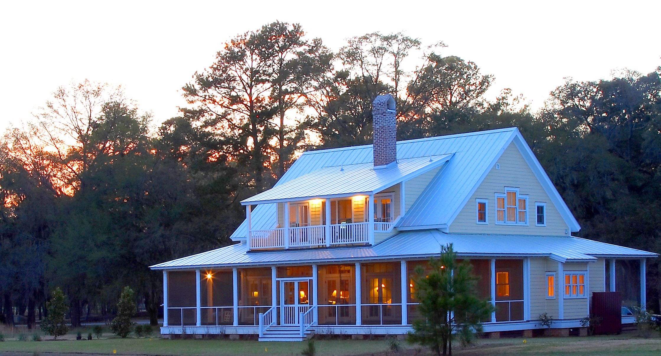 Architects Challenge Marvin Windows Doors Low Country Homes House Exterior Country House