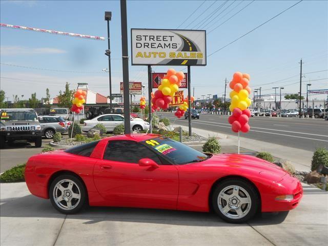 1999 Chevrolet Corvette Coupe Reno Discover Reno Tahoe