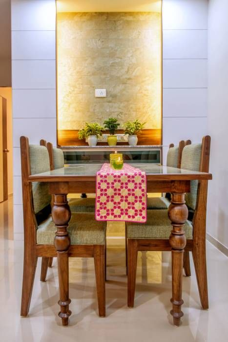 Dinning Eclectic Style Dining Room By Saar Interior Design