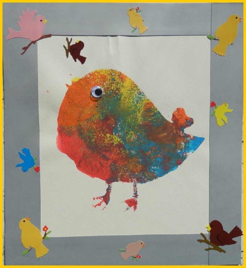 Pochoir oiseau les oiseaux maternelle activit s for Pochoir oiseau