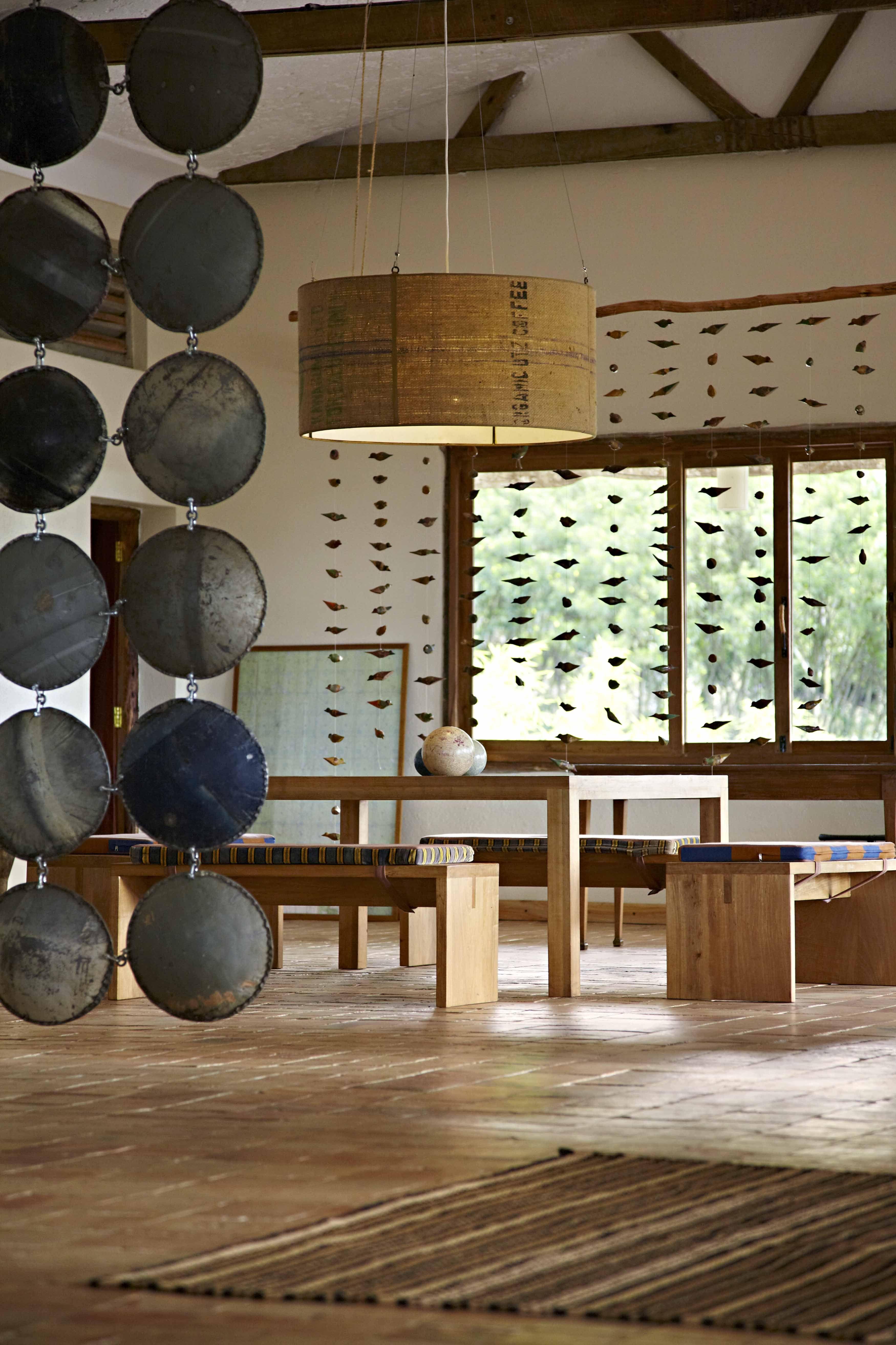 Cultured Dwellings Regional Associates Kyambura Gorge Lodge