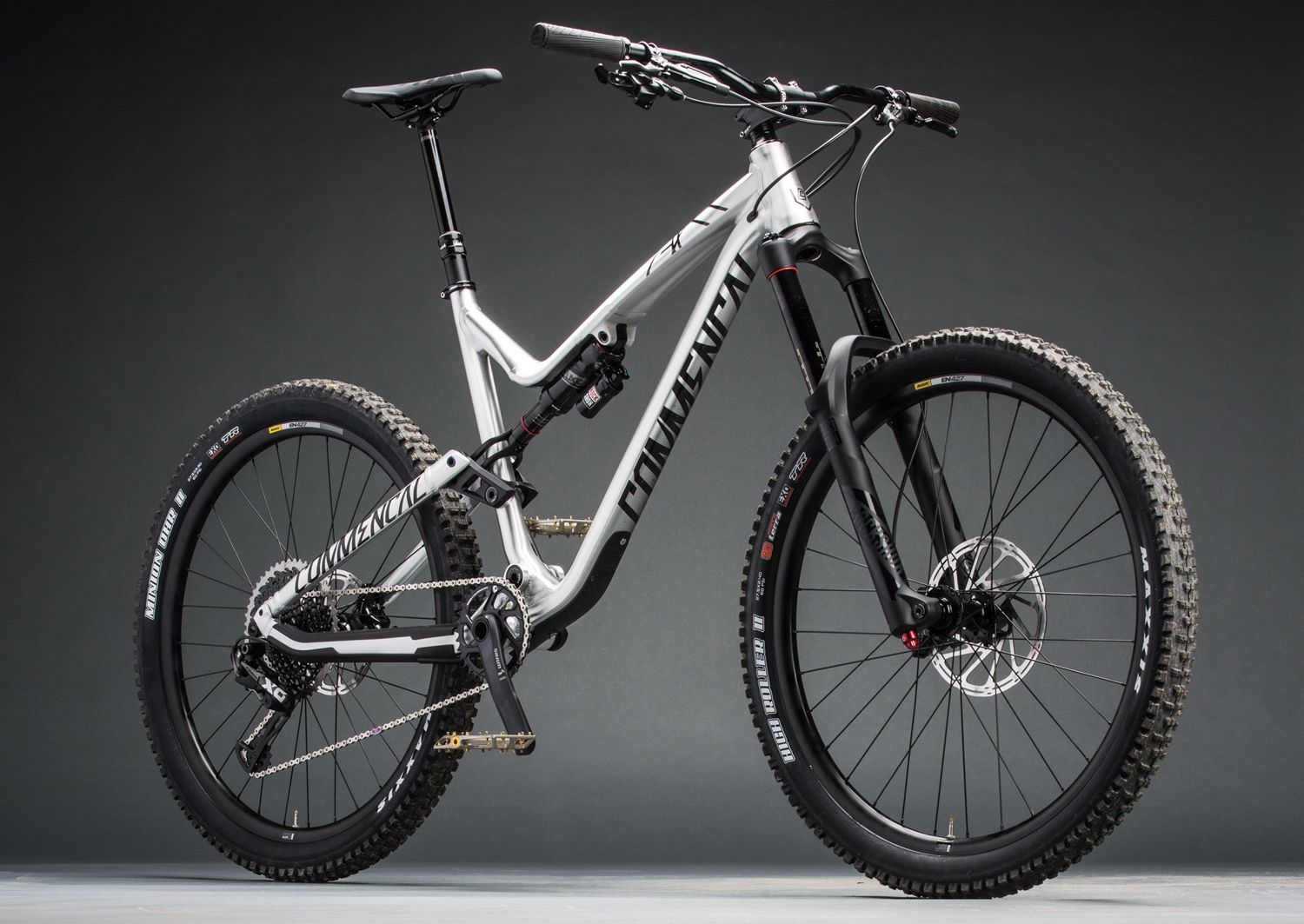 Commencal Meta Am V4 2 Race Eagle Bike Magazine Bike Bike Reviews