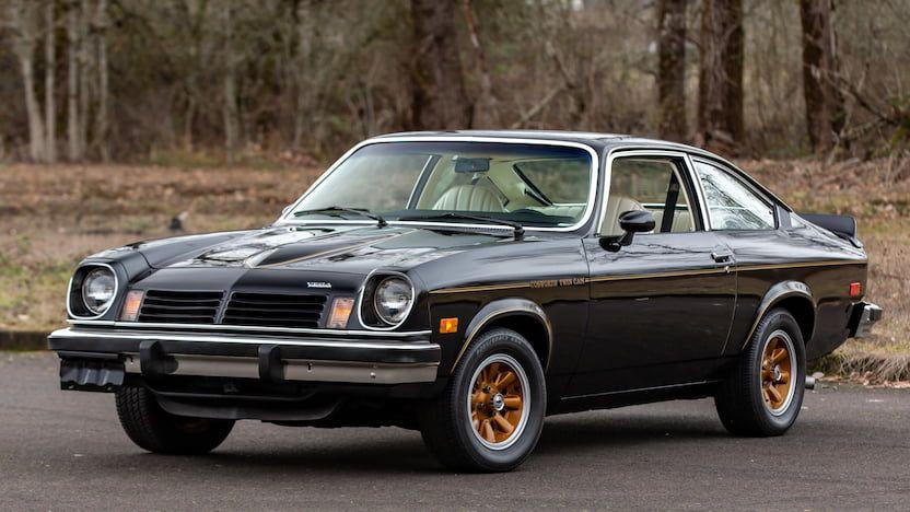 1975 Chevrolet Cosworth Vega F91 Phoenix Glendale 2019