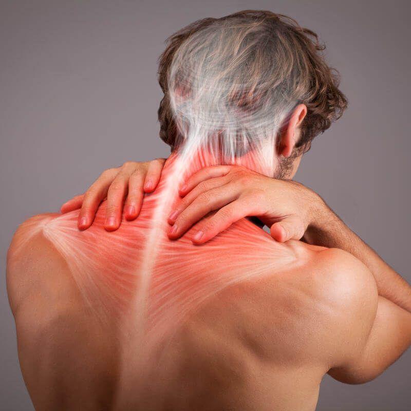 Nackenschmerzen - wenn die Last auf den Schultern zu groß