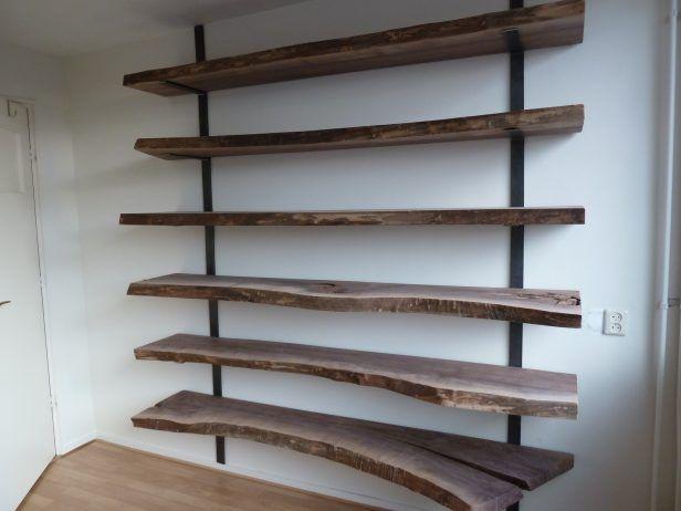 Houten planken op maat interesting wandplank van oud hout op maat