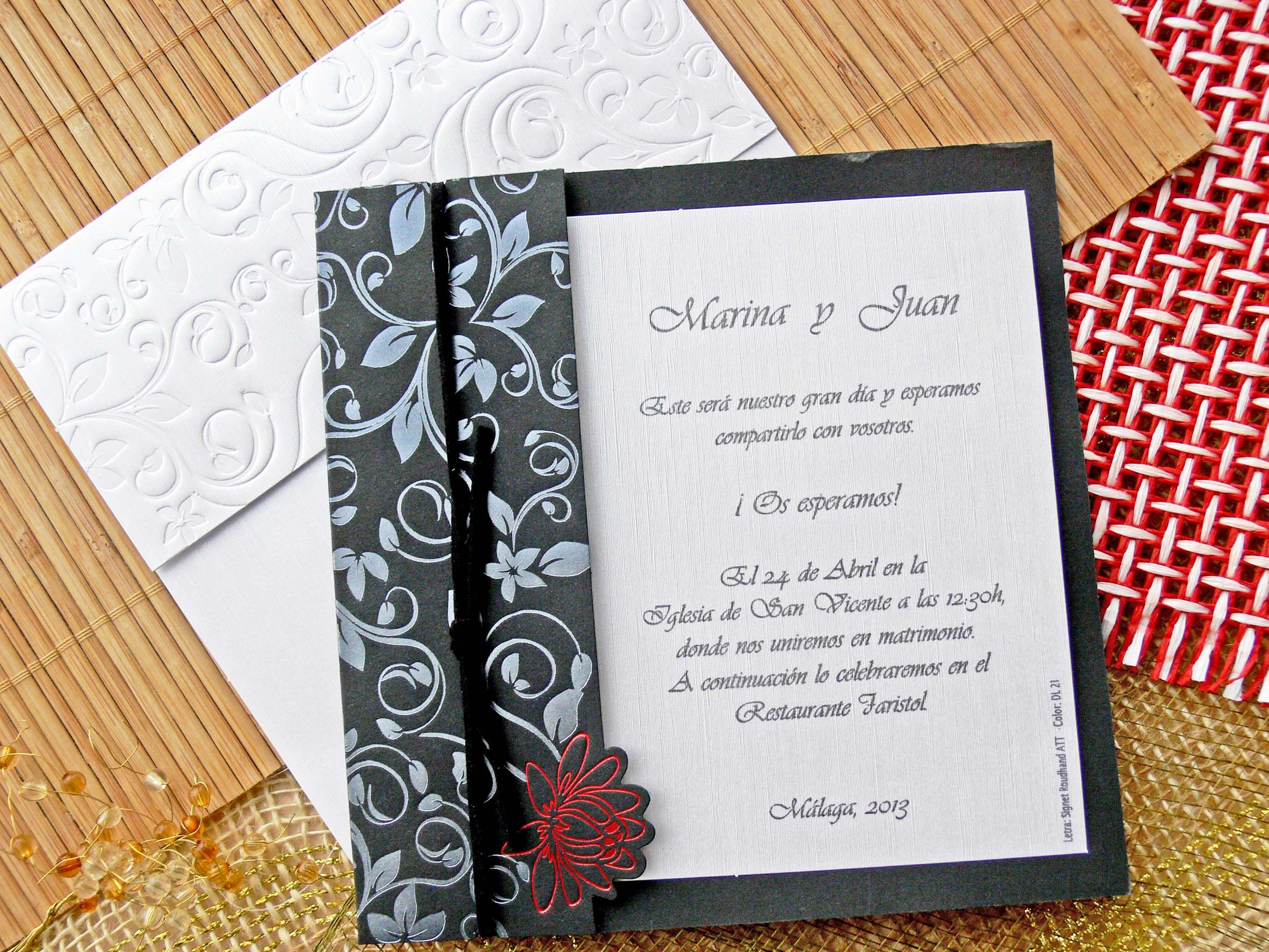 invitacion-de-boda-agata-1-2190.jpg (2362×1772) | Wedding ...