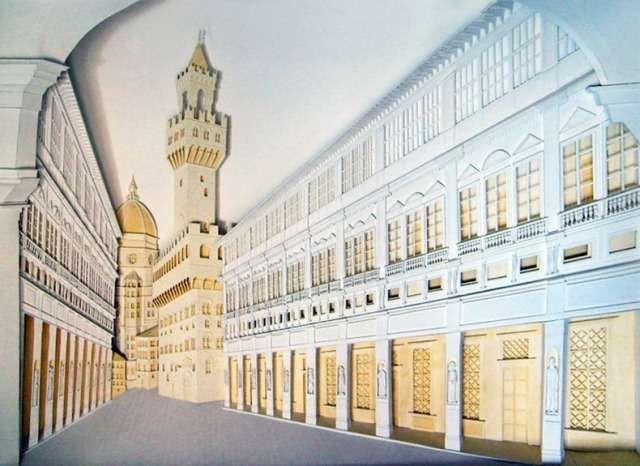Iconic Papercraft Architecture Christina Lihan