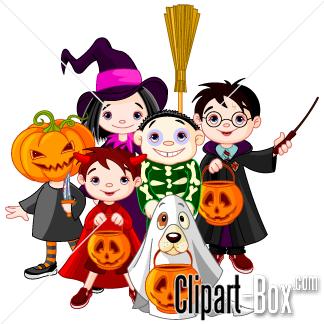 clipart halloween characters halloween clip pinterest vector rh pinterest com halloween costume contest clipart halloween costume parade clipart