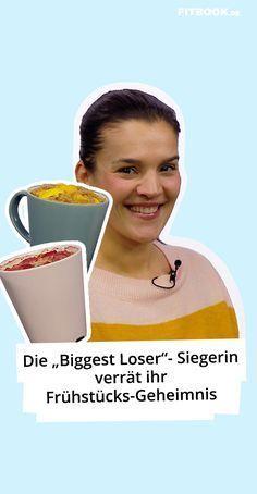 """Seit ihrer erfolgreichen Teilnahme bei """"The Biggest Loser"""" hält Alexandra Gregus ihr Gewicht. Eine riesige Leistung! Wichtig für die 34-jährige Erzieherin: Ein gesundes, nährreiches Frühstück, das die lange Zeit bis zum Mittagessen satt macht. Unser FITfuttern-Rezept der Woche!"""
