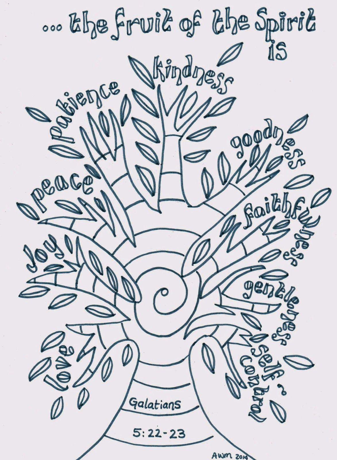 Fruit Of The Spirit Links
