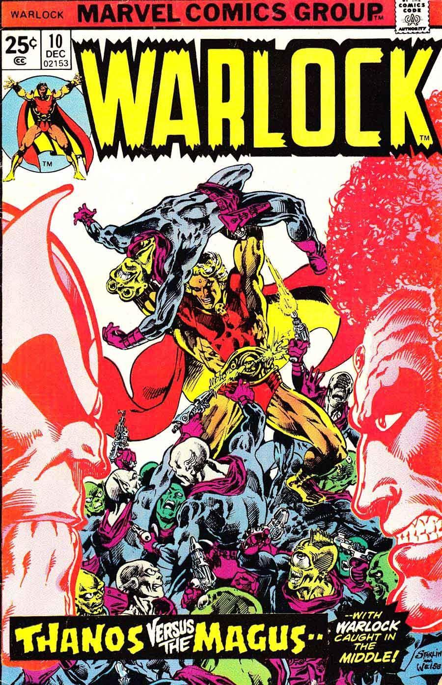 Warlock 10 - Starlin