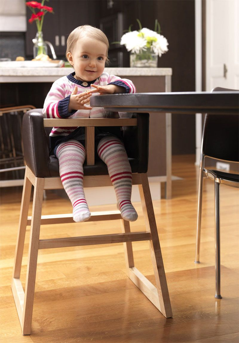14 Modern High Chairs For Children Best High Chairs Modern High Chair Wood High Chairs