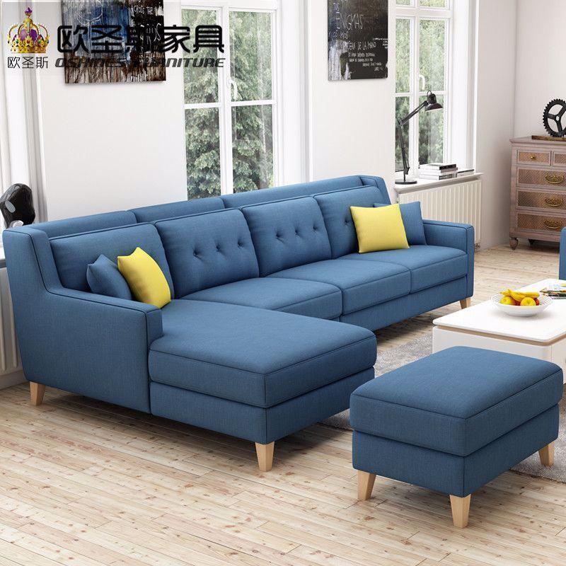 Buy New Arrival American Style Simple Latest Design Sectional L Shaped Corner Li In 2020 Living Room Sofa Set Furniture Design Living Room Modern Furniture Living Room