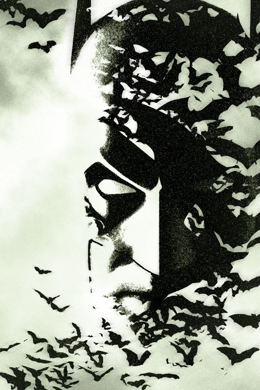 BATMAN BLACK AND WHITE #5 - Written by IVAN BRANDON, KEITH GIFFEN, BLAIR BUTLER, LEN WEIN and JIMMY PALMIOTTI / Art by PAOLO RIVERA, JAVIER PULIDO, CHRIS WESTON, VICTOR IBANEZ and ANDREW ROBINSON / Cover by JOSHUA MIDDLETON | Comic Book Resources