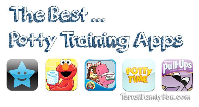 The Best Potty Training Apps For Toddlers Potty Training