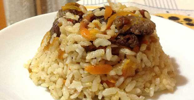 Özbek Pilavı Tarifi | Kadınca Tarifler - Kadınlar İçin Özel Paylaşımlar - Yemek Tarifleri