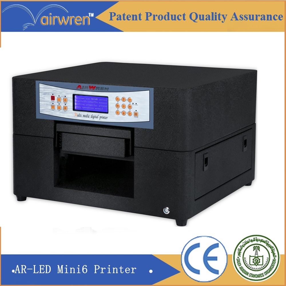 A4 Uv Printer For Glass Golf Ball Pen Printing Digital