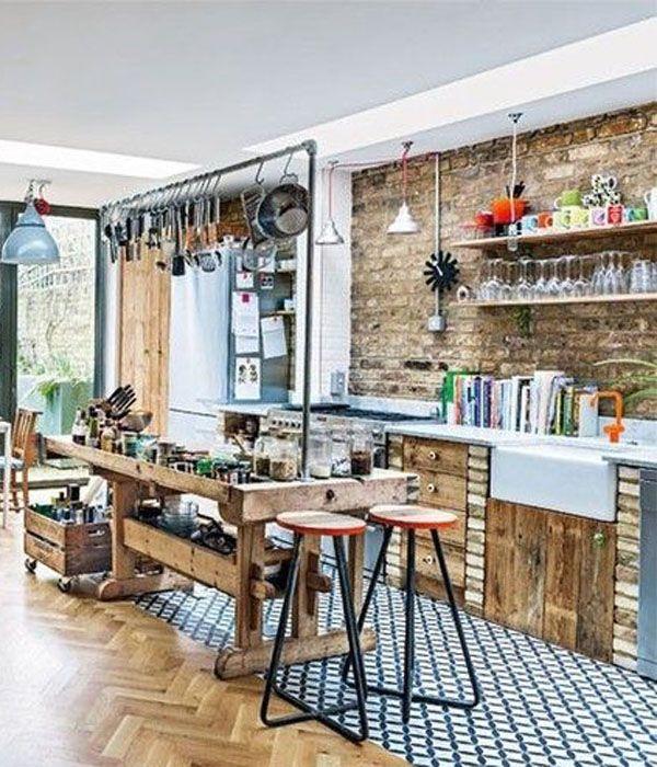 48 Amazing Kitchen Cabinets And Shelves Storage Design