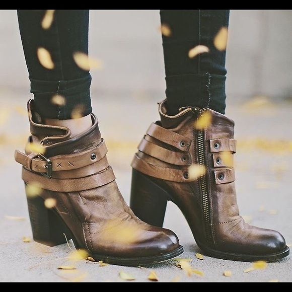 Freebird by Steve Madden Shoes Heeled Boots