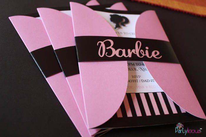 barbie fashion birthday party kara s