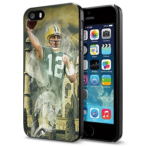NFL Green Bay Packers Aaron Rodgers, Cool iPhone 5 5s Smartphone Case Cover Collector iphone Black Phoneaholic http://www.amazon.com/dp/B00U8AS9MI/ref=cm_sw_r_pi_dp_ANMnvb1CZYR2A