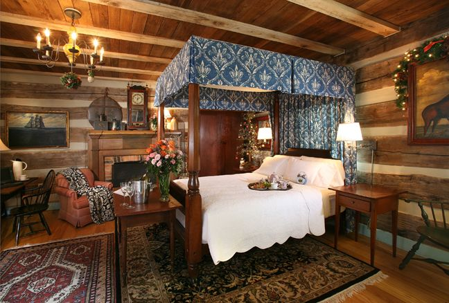 Nice Log Cabin Bed And Breakfast   Google Search