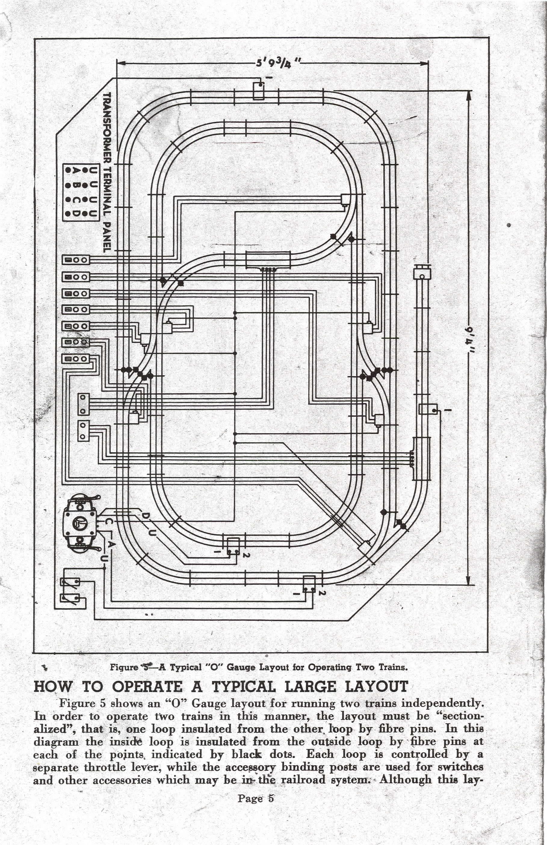 how to operate types vw and zw multi control trainmaster transformers page 5 [ 1818 x 2809 Pixel ]
