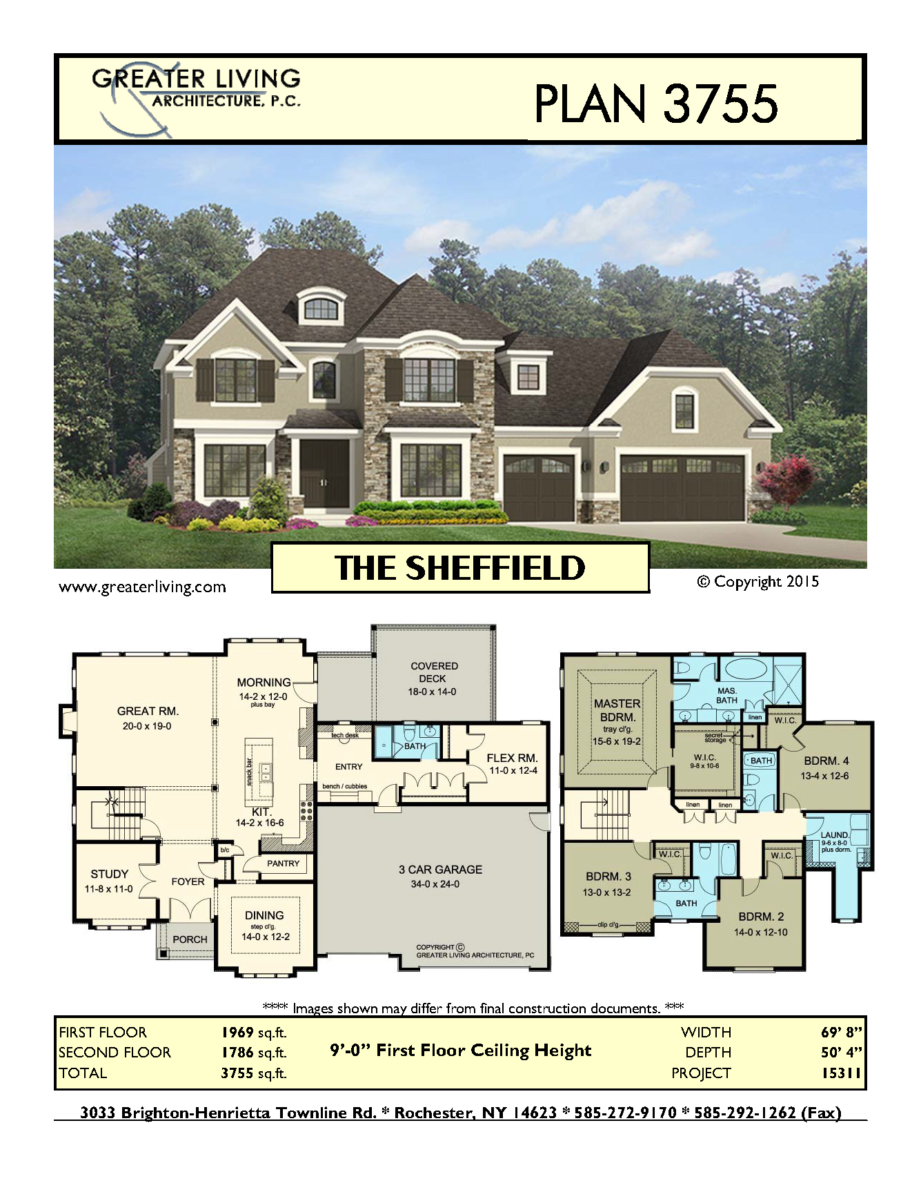 plan 3755 the sheffield house plans 2 story house plan plan 3755 the sheffield house plans 2 story house plan greater living