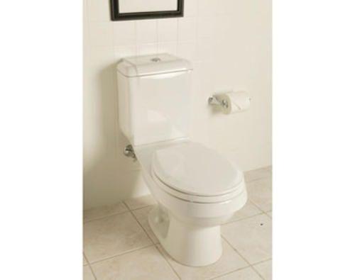 Sterling Rockton 12 Rough In Round Front Toilet At Menards Toilet Rockton Menards