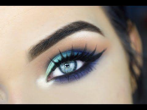 profusion cosmetics peach palette  easy eye makeup