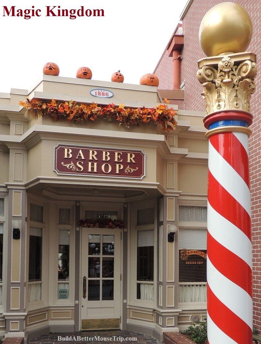 Barber Shop Quartet Jack O Lanterns At The Harmony Barbershop On