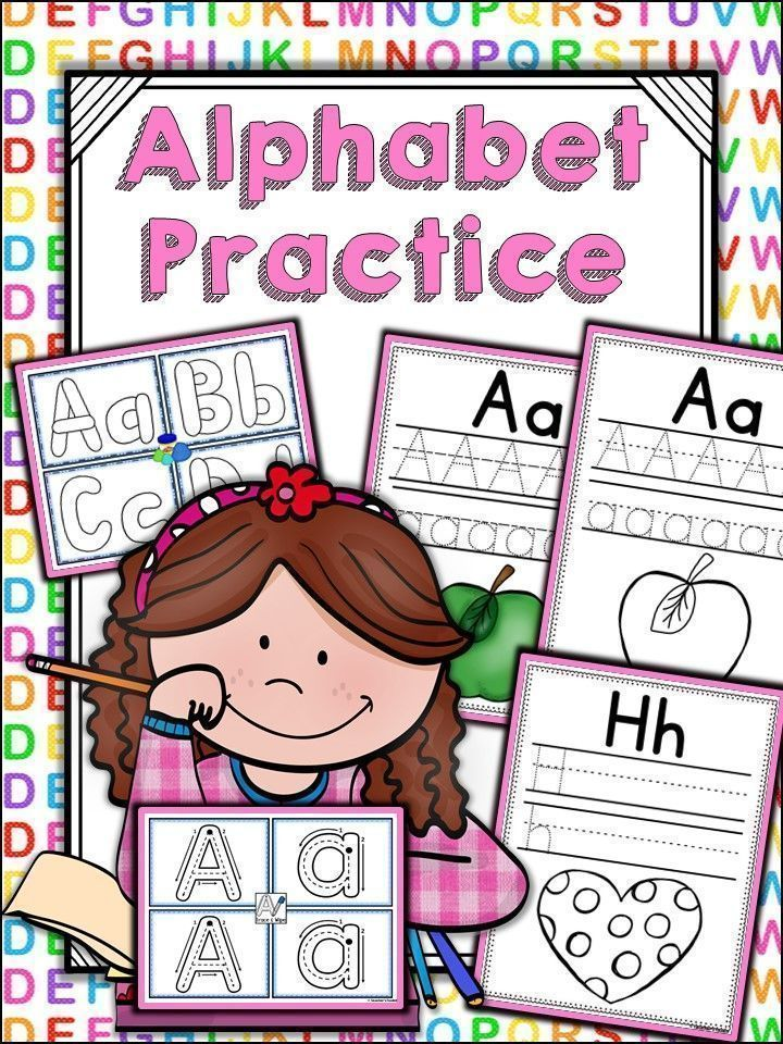 Alphabet Worksheets Handwriting Practice Alphabet