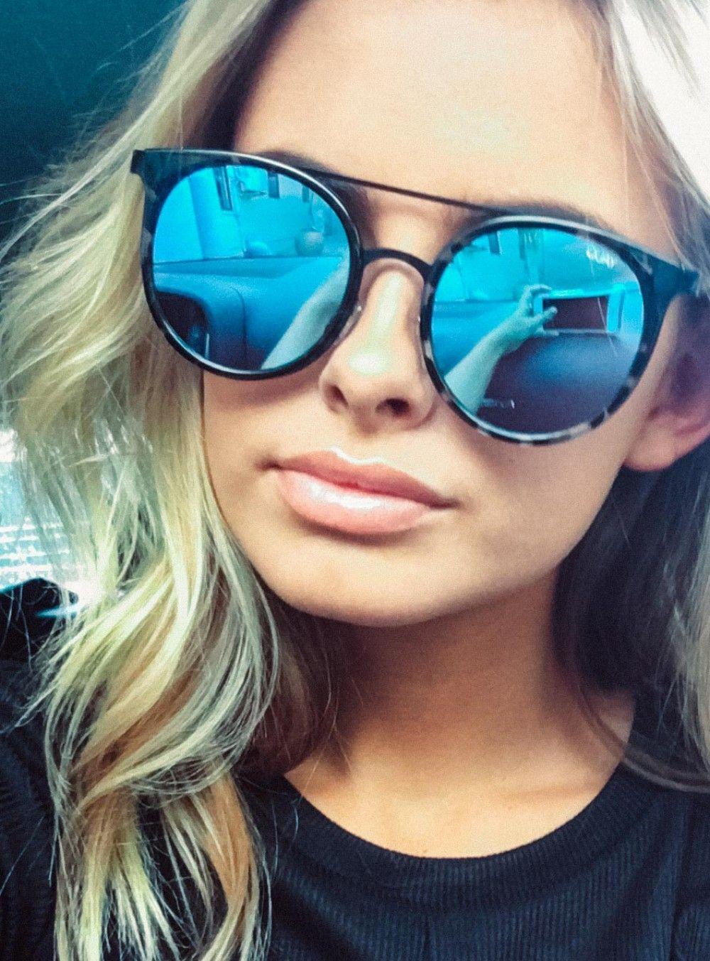 9e7a8a36448d3 Quay Black Kandy Gram Sunglasses