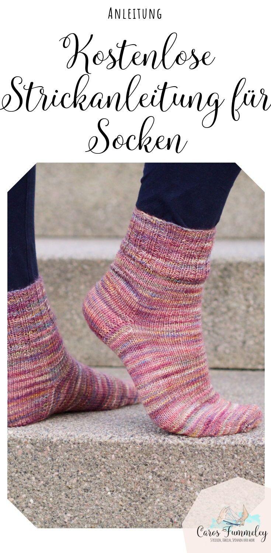 Photo of Knit Stino Socks – Free Pattern – Caros Fummeley