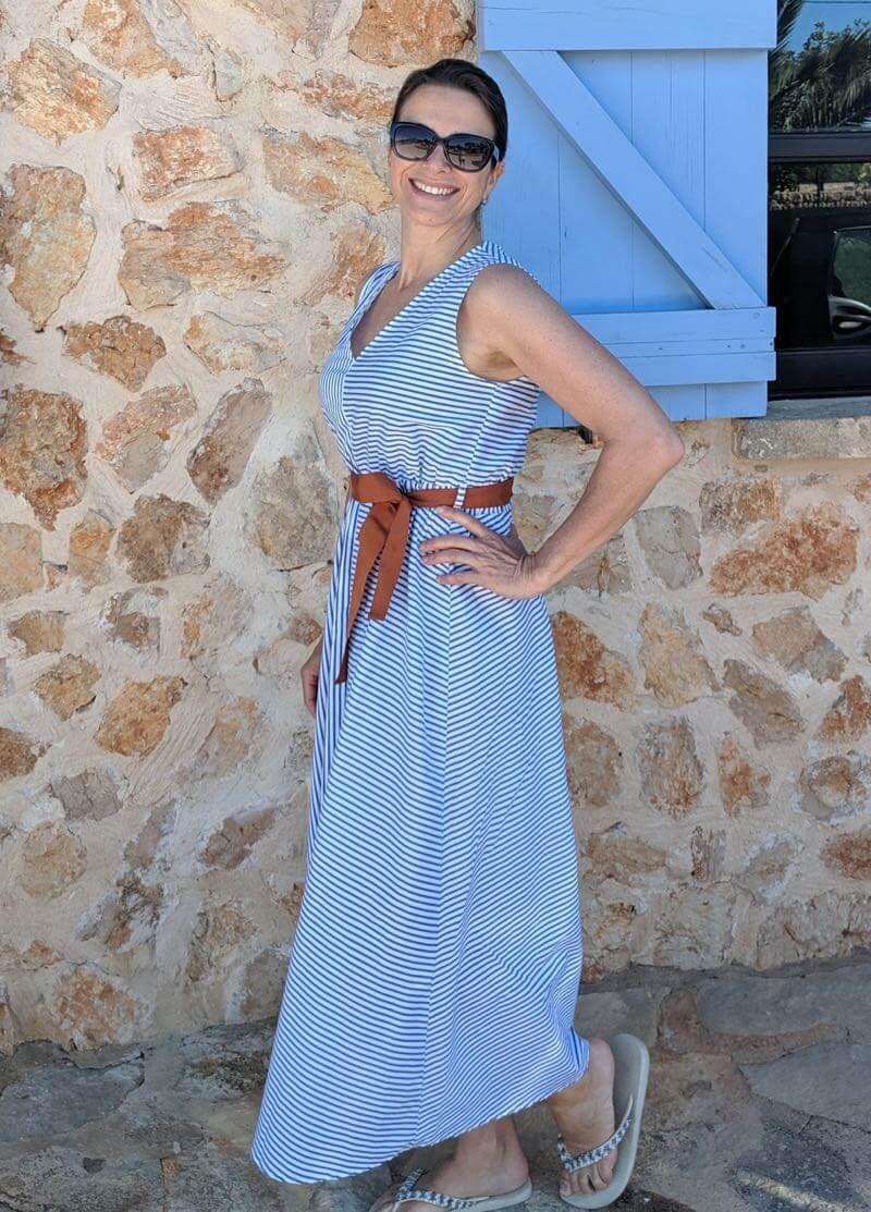 """Kleid """"Nona"""", Gr. 158 - Damengr. 46 Digital (mit Bildern ..."""