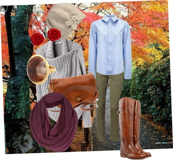 """""""Out and about"""" by adriennegraham on Polyvore"""