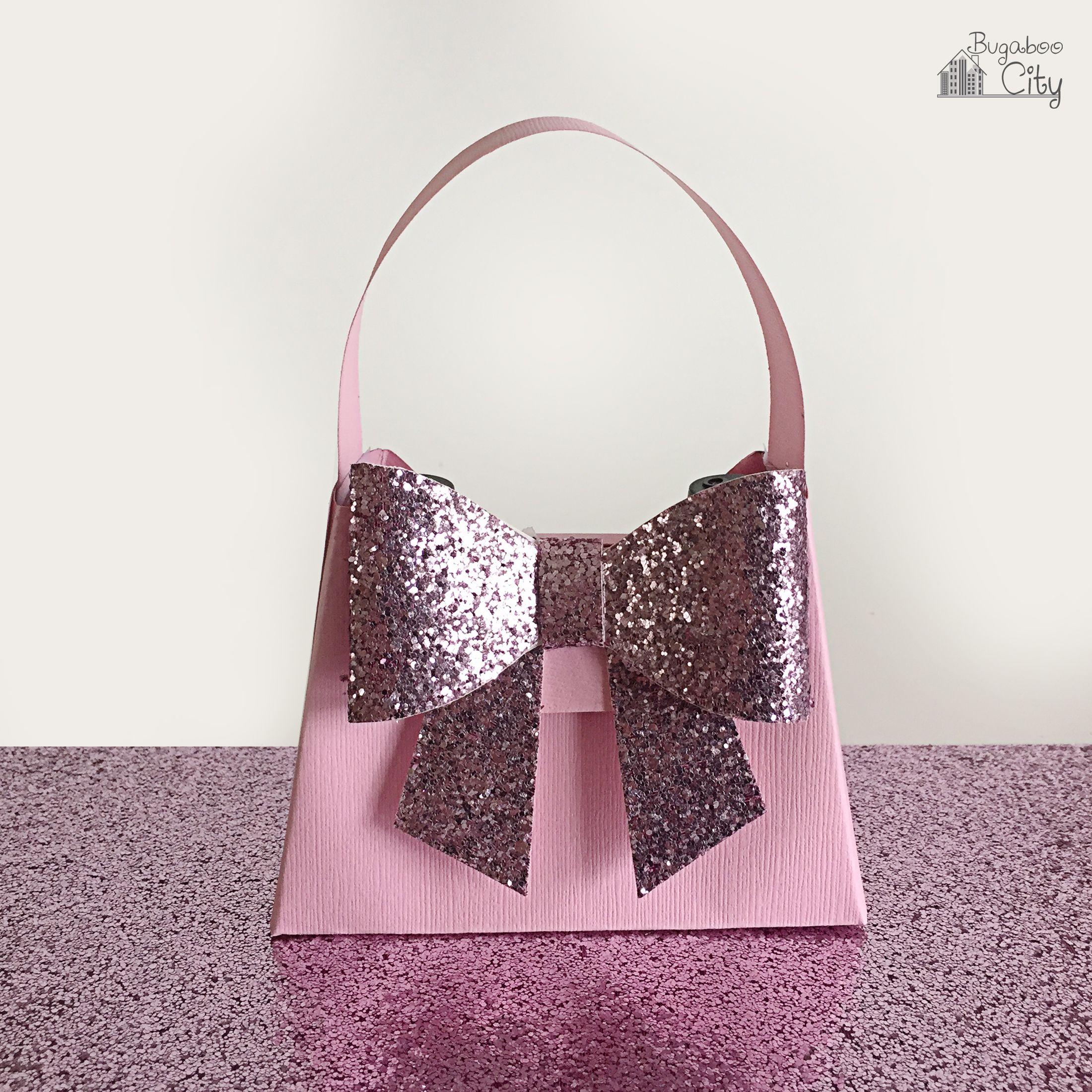 Bachelorette Party Favors: Paper Purse | Paper purse, Favors and ...