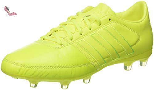 adidas Gloro 16.1 Fg, Entraînement de football homme, Jaune